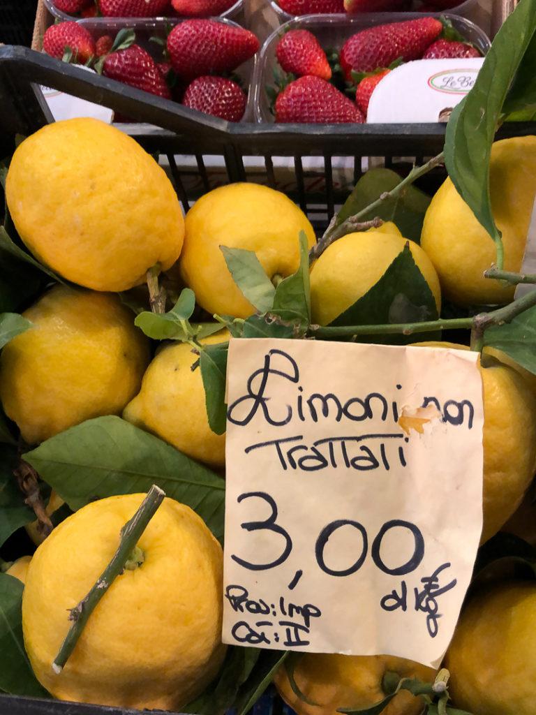 Italian Market Lemons
